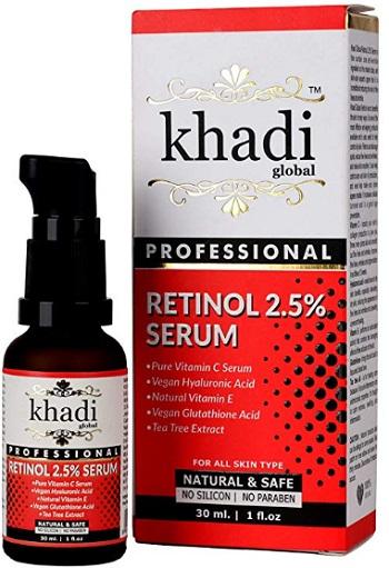 Khadi Retinol Deep Wrinkle Repair Serum
