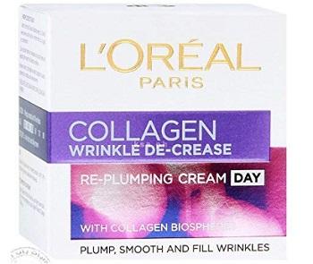 L'Oreal Paris Collagen Re-Plumper Day Cream