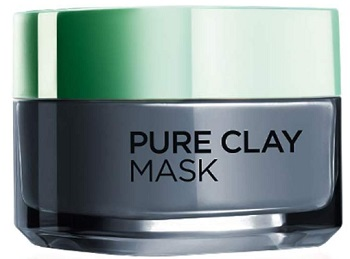 L'Oreal Paris Pure Clay Charcoal Mask