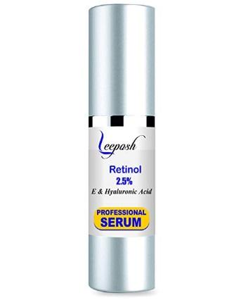 Lee Posh Retinol Professional Serum 2.5% Anti ageing Brightening serum Hyaluronic Acid