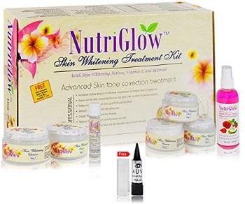 NUTRIGLOW Skin Whitening Facial Kit