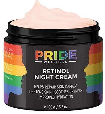 Pride Wellness Retinol Night Cream