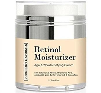 Pure Body Naturals Age Defying Retinol Cream