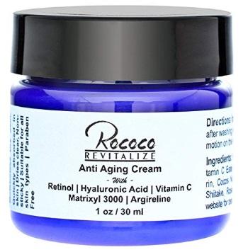 Rococo Revitalize Retinol Hyaluronic Acid Anti-Aging Cream