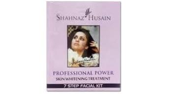 Shahnaz Husain 7 Step Skin Whitening Treatment Facial Kit