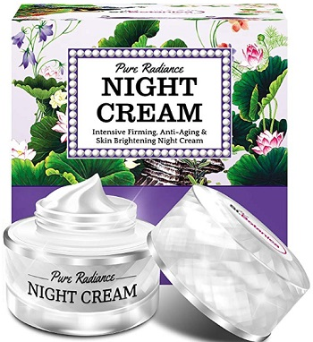 StBotanica Pure Radiance Anti-Aging & Skin Brightening Night Cream