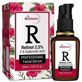 StBotanica Retinol 2.5% Anti Aging Serum