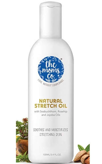 The Moms Co. Natural Stretch Marks Oil