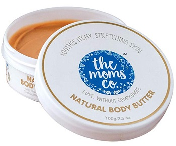 The Moms Co. Natural Stretch Marks Removal Body Butter