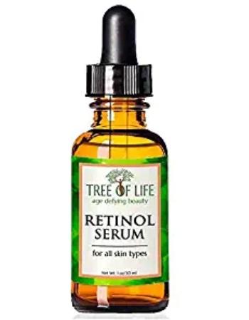 Tree of Life Beauty Retinol Anti Wrinkle Serum