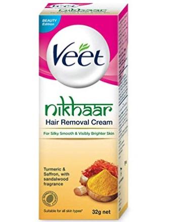 Veet Nikhaar Hair Removal Cream