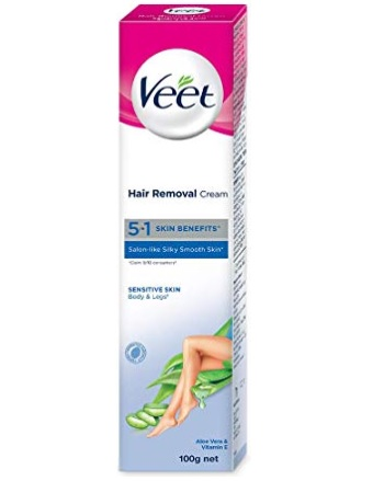 Top 15 Best Hair Removal Creams For Women In India 2020
