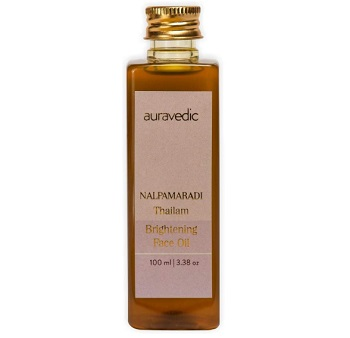 Auravedic Nalpamaradi Thailam Brightening Oil