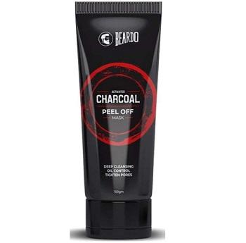 Beardo Activated Charcoal Peel-Off Mask