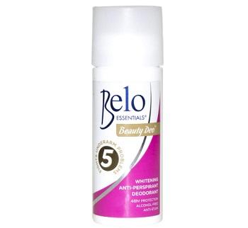 Belo Essentials Underarm Skin Whitening Anti Perspirant Deodorant
