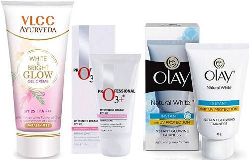 Top 10 Best Creams For Glowing Face In India 2020 For Oily And Dry Skin