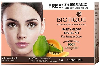 Biotique Party Glow Facial Kit
