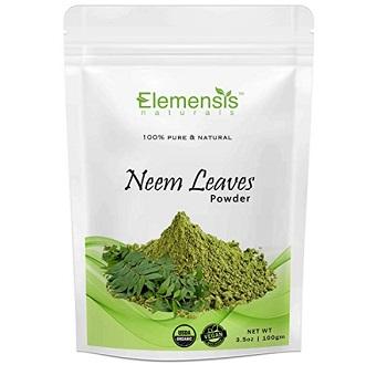Elemensis Naturals Pure & Natural Neem Powder