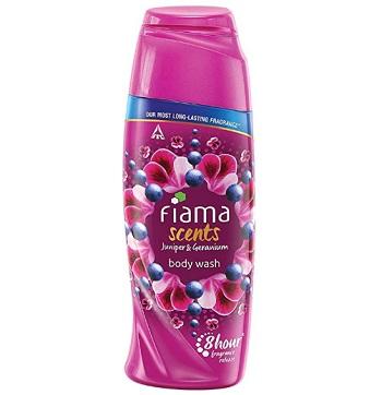 Fiama Scents Juniper and Geranium Body Wash
