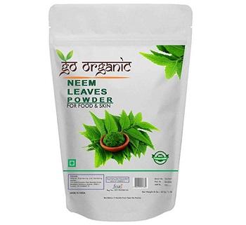 Go Organic Organic Neem Leaves Powder