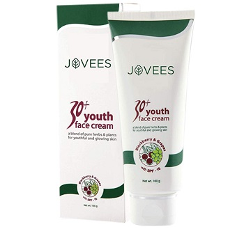 Jovees 30 + Youth Face Cream SPF 16