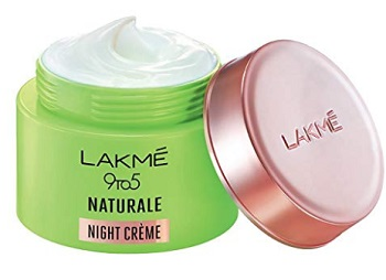 Lakmé 9 to 5 Naturale Night Creme