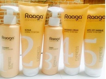 Raaga Professional Express Facial Normal to Dry Skin