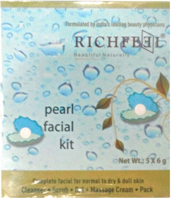 Richfeel Pearl Facial Kit