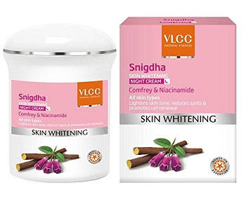 VLCC Snigdha Skin Whitening Night Cream