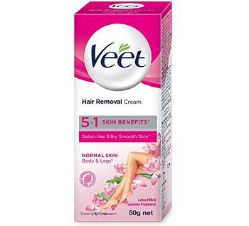 Veet Silk & Fresh Hair Removal Cream for Normal Skin