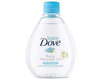Baby Dove Rich Moisture Baby Massage Oil