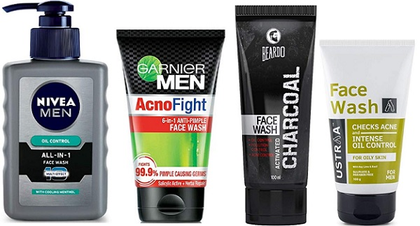 Top 15 Best Acne Face Wash For Men In India 2020