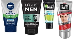 Best Face Wash For Men With Oily Skin In India