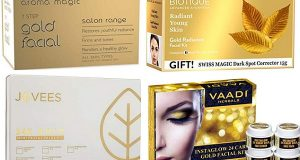 Best Gold Facial Kits in India