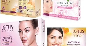 Best Lotus Facial Kits in India