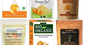 Best Orange Peel Powders in India