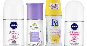 Best Roll On Deodorants for Women In India
