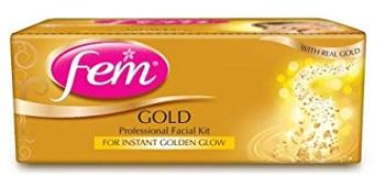 Dabur Fem Gold Facial Kit