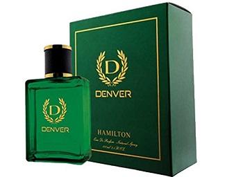 Denver Natural Hamilton Green Perfume