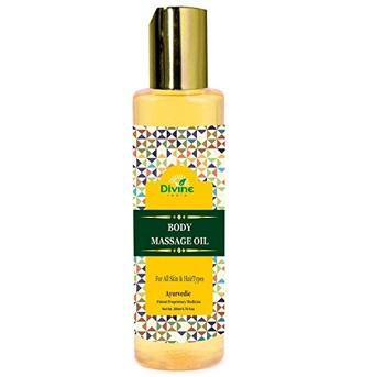 Divine India Body Massage Oil