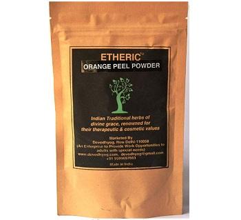 ETHERIC Orange Peel Powder