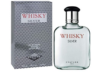 Evaflor Whisky Silver for Men