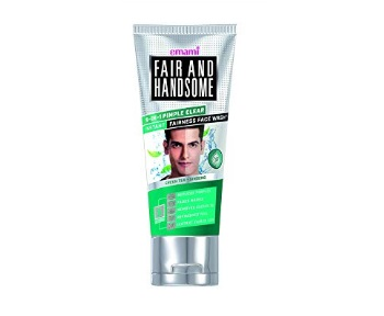 Fair and Handsome 5 in 1 Pimple Clear Instant Fairness Face Wash