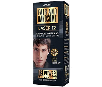 Fair and Handsome Laser 12 Advanced Whitening and Multi Benefit Cream