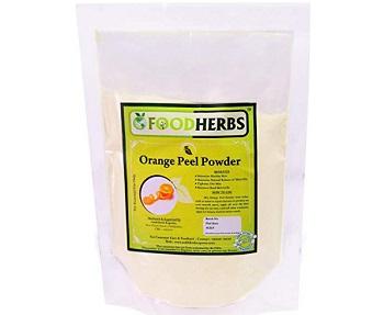 Foodherbs Orange Peel Powder