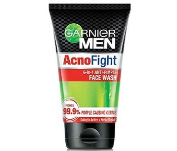 Garnier Men Acno Fight Anti-Pimple Face Wash