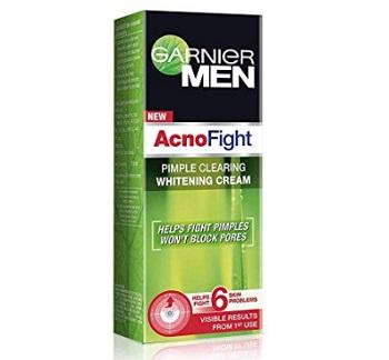 Garnier Men Acno Fight Pimple Clearing Whitening Day Cream