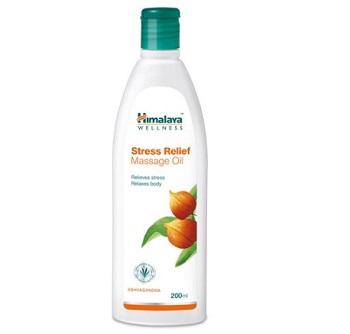 Himalaya Herbals Stress Relief Massage Oil