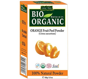 Indus Valley Organic Orange Peel Powder
