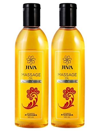Jiva Ayurveda Massage Oil